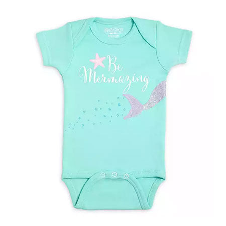 Mermaizing Mermaid Onesie