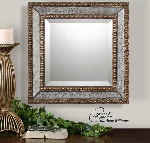 Norlina Square Framed Mirror