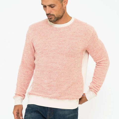 Baja Terry Panel Pullover