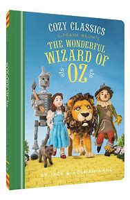 Cozy Classics: The Wonderful Wizard Of Oz - RSVP Style