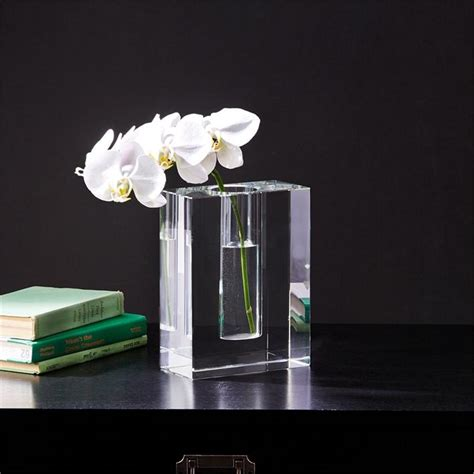Diamond Crystal Vase