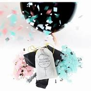 Baby Gender Reveal Confetti Balloon Kit, RSVP Style - RSVP Style