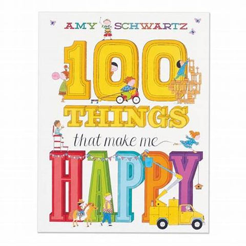 100 Things That Make Me Happy - RSVP Style