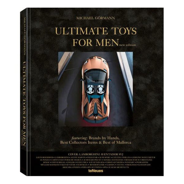 Ultimate Toys For Men Book, RSVP Style - RSVP Style