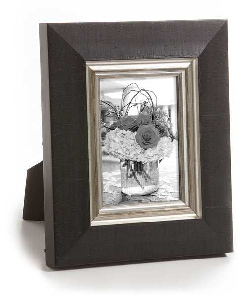 Versailles | Black Etched Silver | 5x7 - RSVP Style