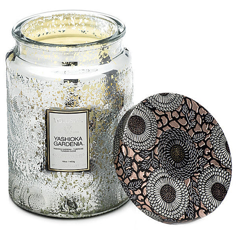VOLUSPA Japonica Large Candle   |  Yashioka Gardenia