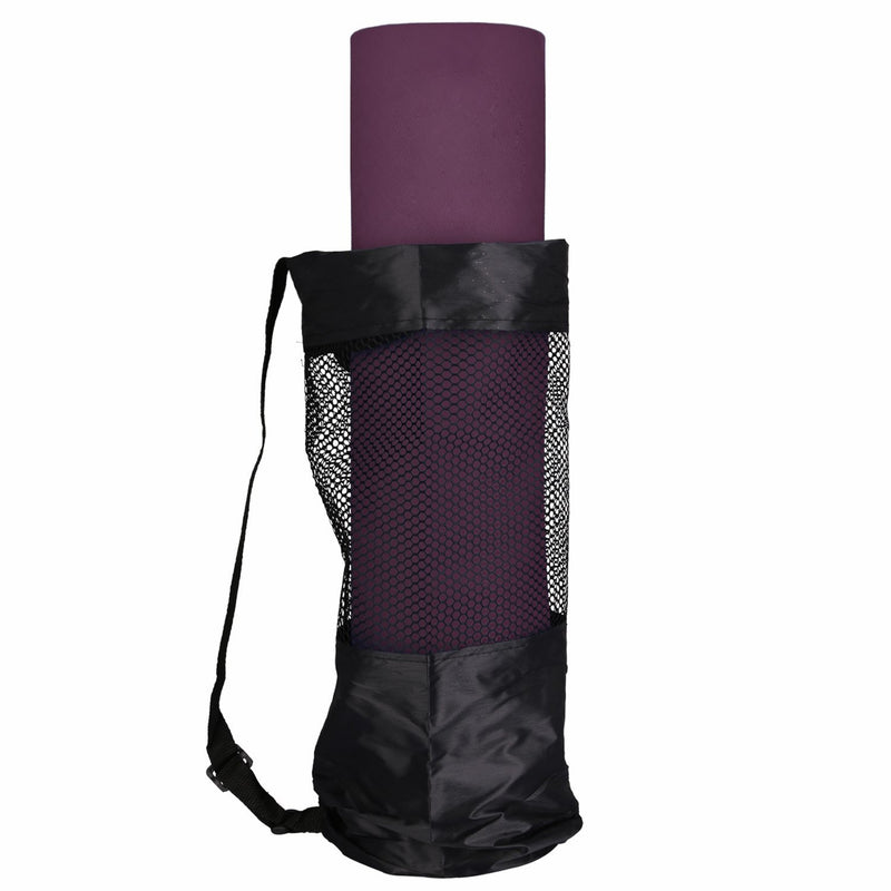 TPE Pink on Purple ECO Friendly Yoga Mats