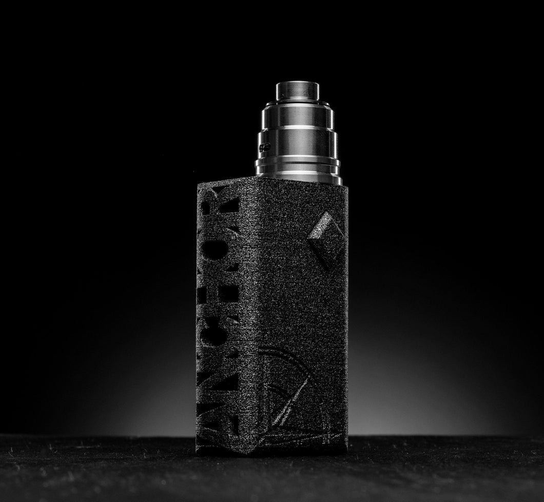 Black Nano Squonker by Anchor Box Mods