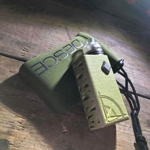 Green Nano Squonker by Anchor Box Mods