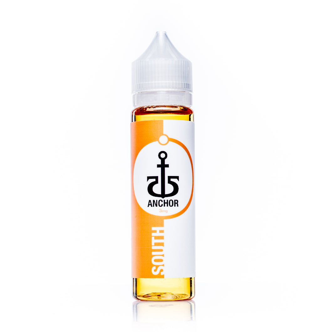South 60 ML E-Liquid -  Summer Orange Mango