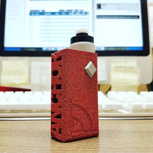Red Nano Squonker by Anchor Box Mods