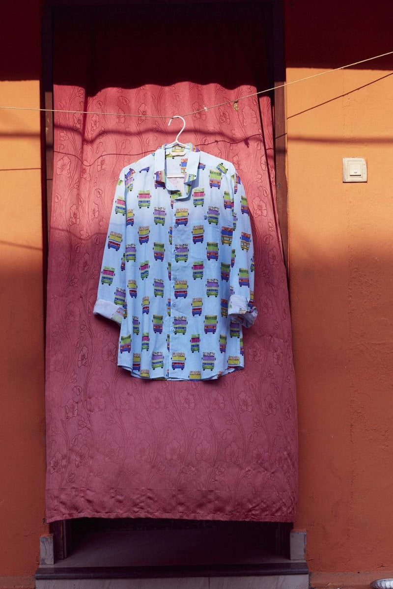 Annahmol (Men's Shirts Limited!) Shirt St. John Lorry Mens Shirt