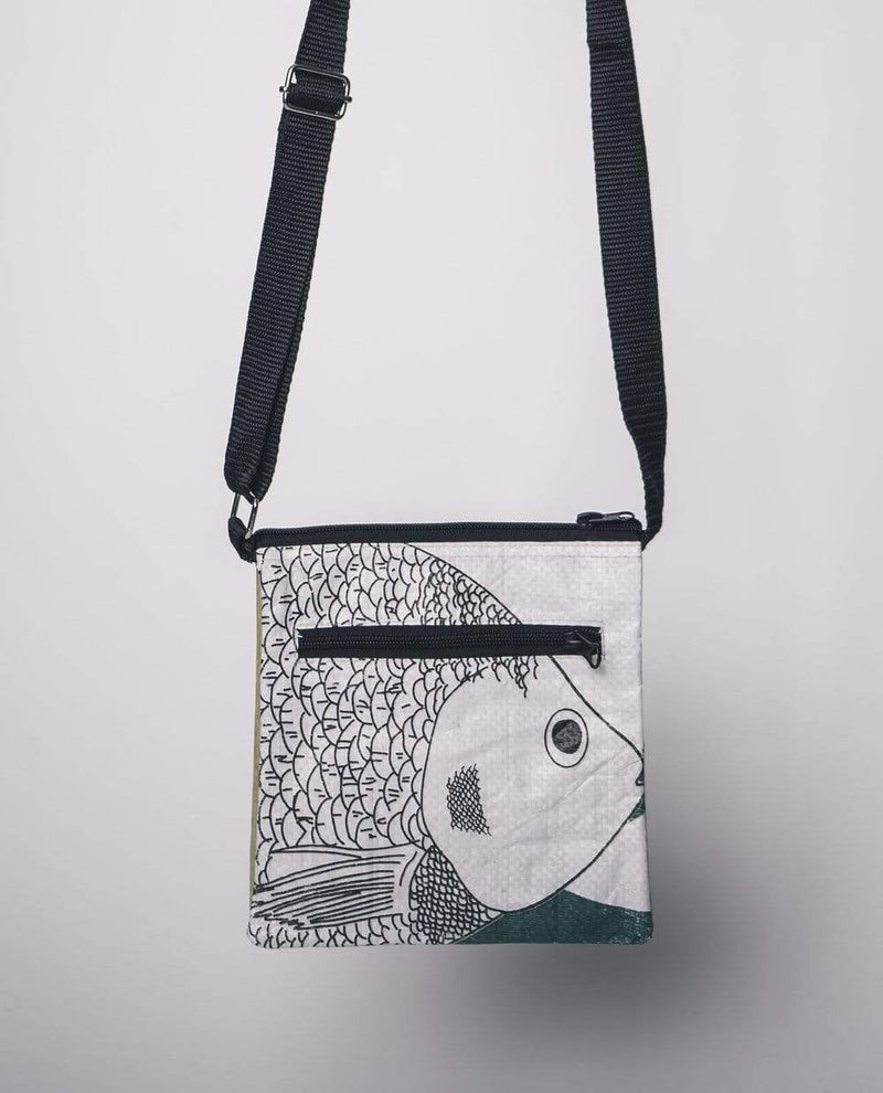 CEMENT6 Crossbody Crossbody Purse