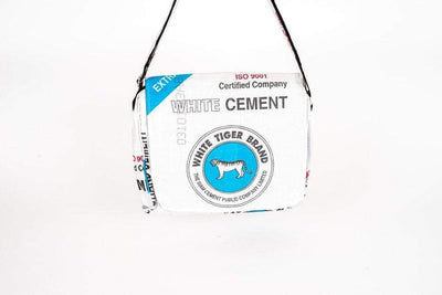 CEMENT6 Crossbody Messenger Bag
