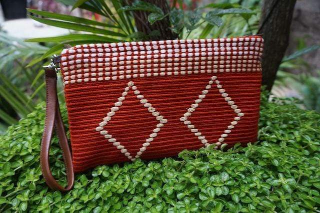 Cojolya Clutch Clutch Bag Brick