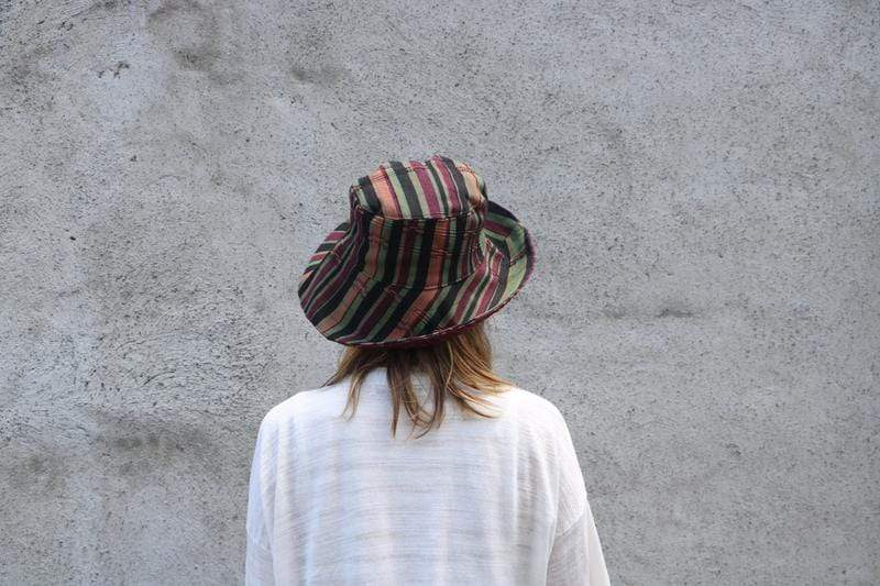 Cojolya Hat Hat in Bamboo Rainforest