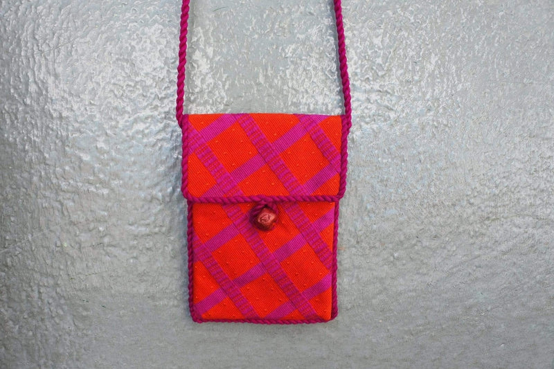 Cojolya Pocket on a String Pocket on a String in Classic Dragonfruit