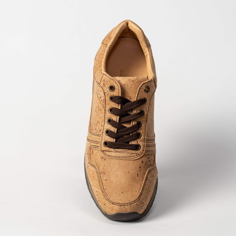 CorkStyle Sneakers Men's Natural Cork Trainer