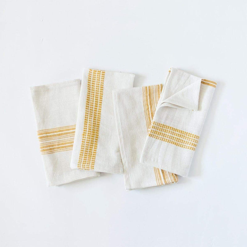 Creative Women Napkins Aden Cotton Napkin - Set of 4