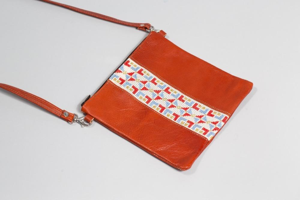 Darzah Crossbody The Red Crossbody Bag