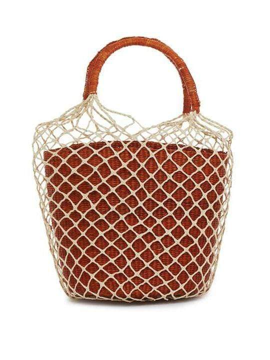 Filantropie Handbag Net Bucket Bag
