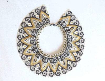 FOSTERIE Necklace Embera Necklace Collar Coin