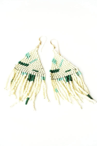 Haiti Design Co. Earrings Artist Fringe Earring