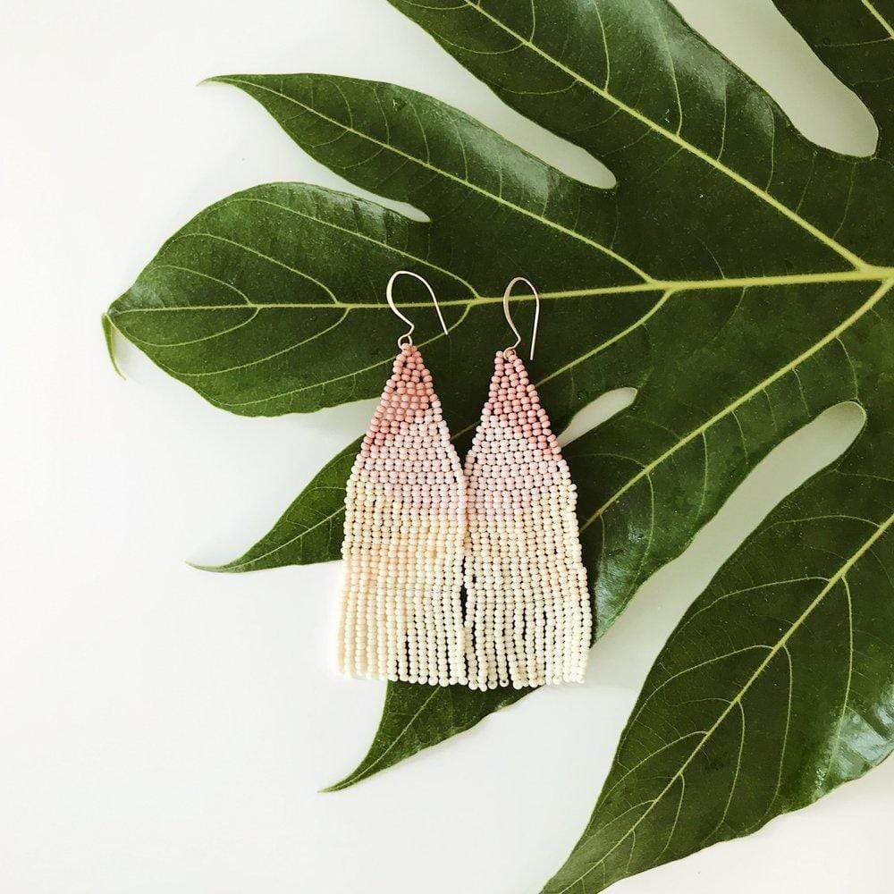 Haiti Design Co. Earrings Gradient Earring