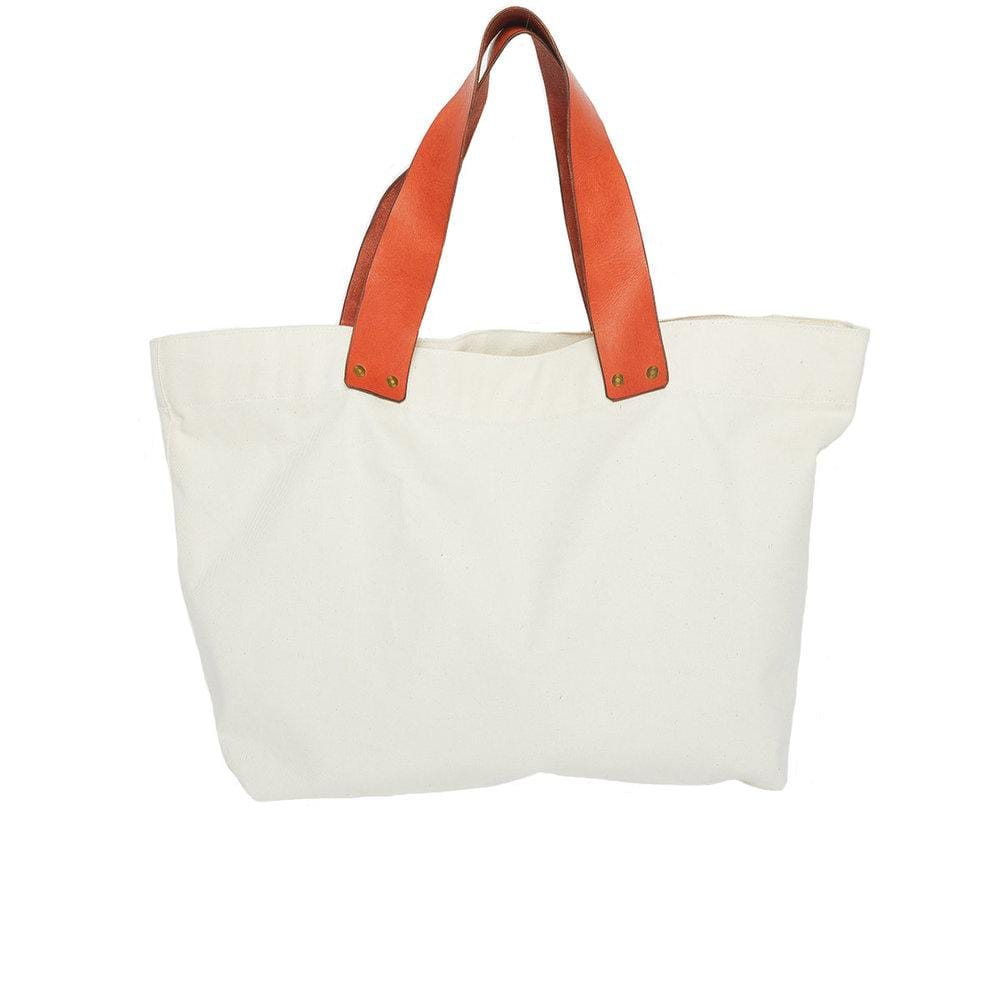 Haiti Design Co. Tote Oversized Canvas Tote