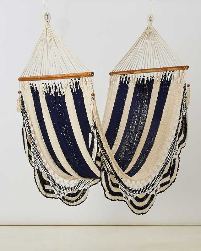 Love for Nica Nica Hammock in Natural White