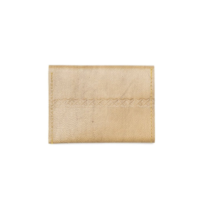 Matr Boomie Wallet Sustainable Leather Wallet - Caramel
