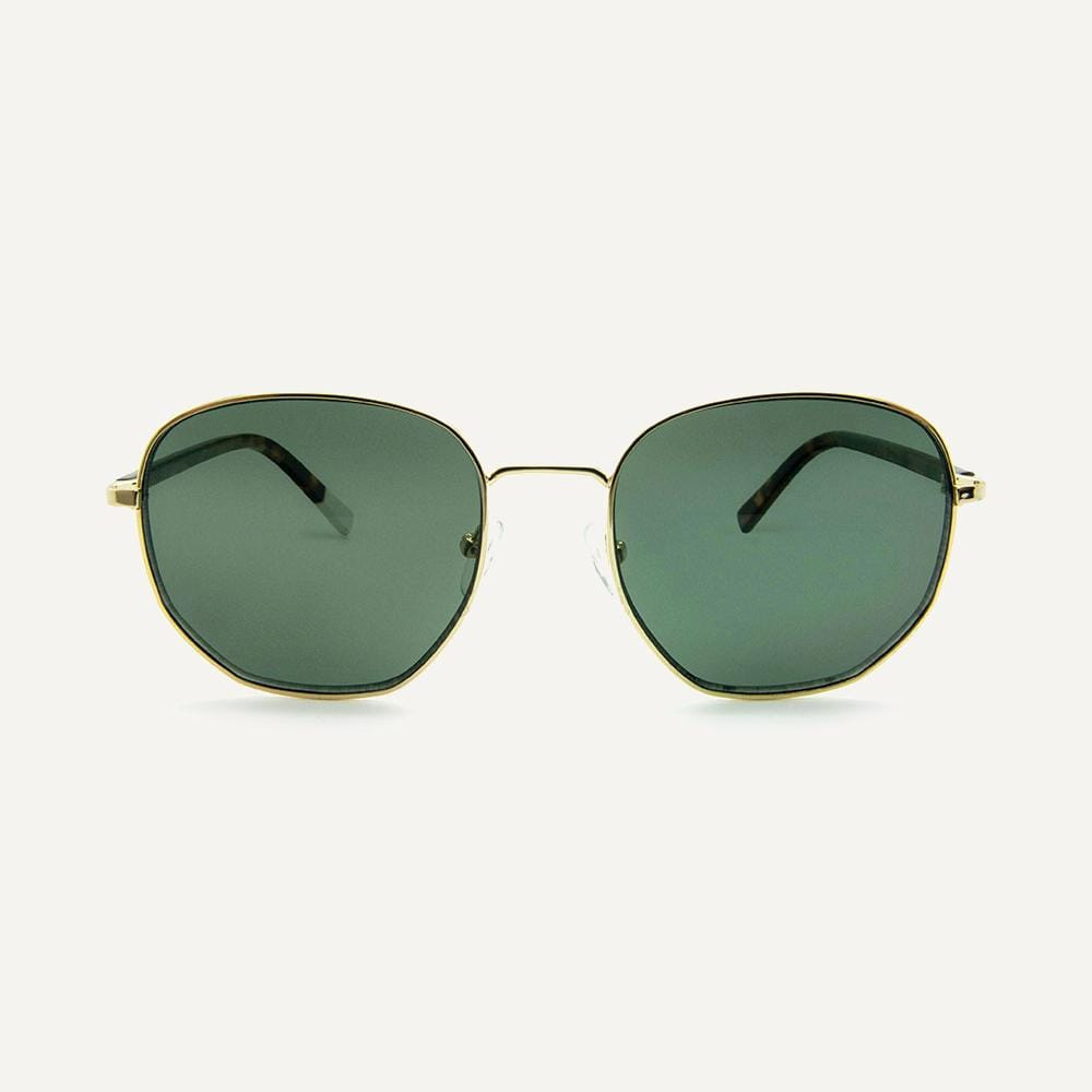 Pala Sunglasses Rudo Gold Polished Metal