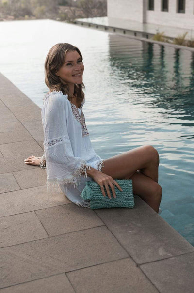 Poppy + Sage Clutch Brooke Clutch