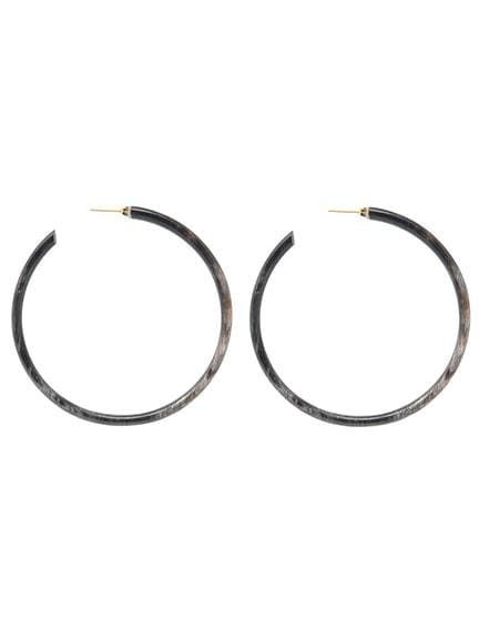 Soko Earrings Large Horn Hoop