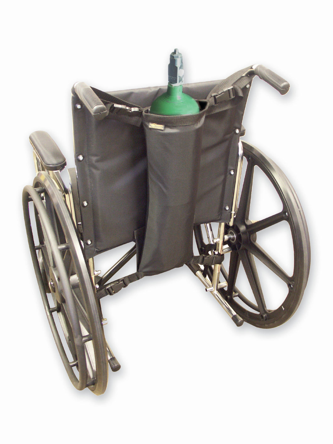 Wheelchair Oxygen Carrier Single or Dual
