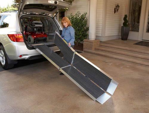 SUITCASE® Trifold® Advantage Series Ramp