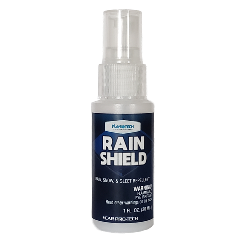 Nanotec Rainshield Long Last Windshield and Window Treatment
