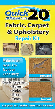 Automotive Carpet and Upholstery Repair Kit
