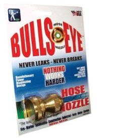 Bulls-Eye Power Hoze Nozzle