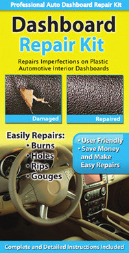 Professional Auto Dashboard Repair Kit