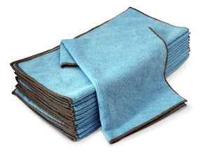Microfiber Auto Detailing Towels - 12 Pack