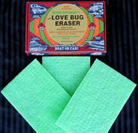 Auto Love Bug Eraser (Pack of 3)
