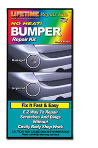 No-Heat Auto Bumper Repair Kit