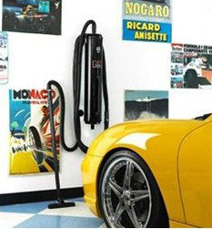 Vac N' Blo High Capacity Wall Mount Car Vacuum/Blower