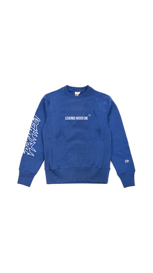 Legends Never Die Crewneck