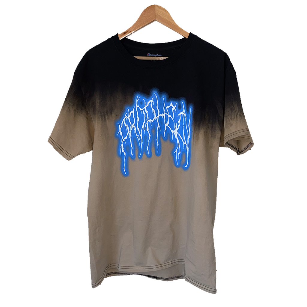 Champion x Prophecy: Light Tee Acid Dye