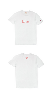 """Love, Heartbreak"" Tee"