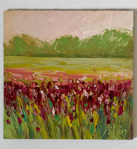 Field of Clover, Size 6x6