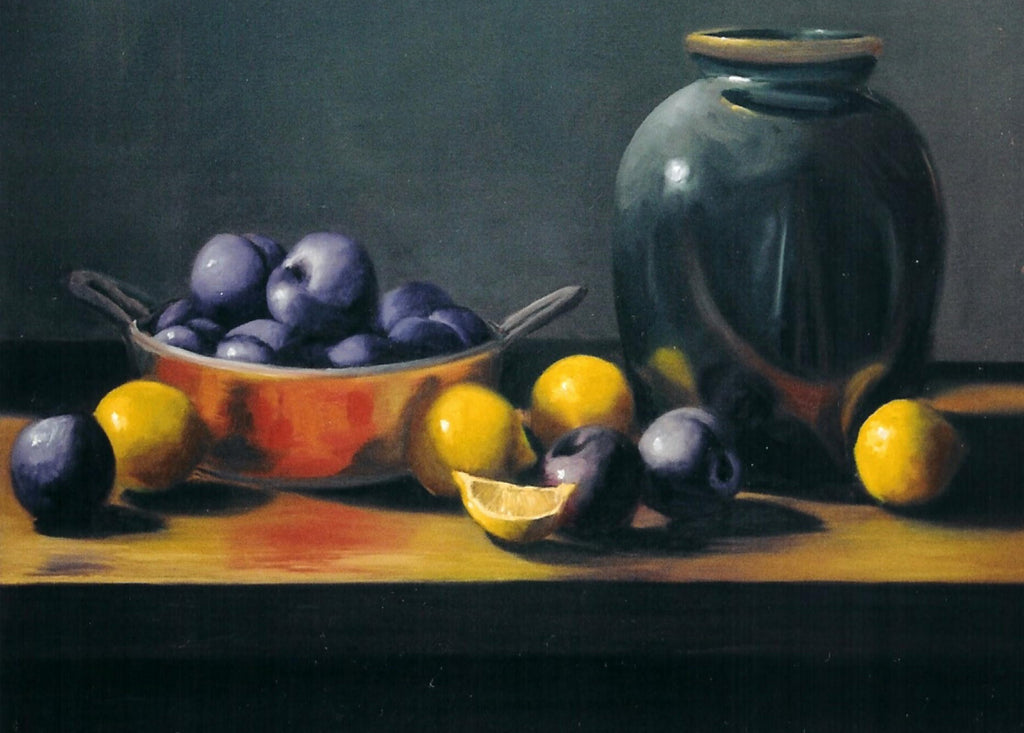 Lemons and Plums