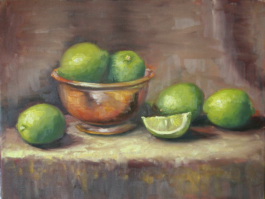 Limes and Copper